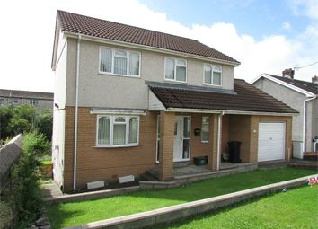Thumbnail 3 bedroom detached house for sale in Burrows Road, Skewen, Neath, West Glamorgan
