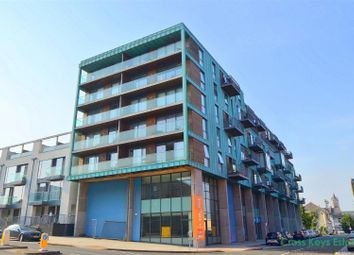 Thumbnail 1 bed flat for sale in Phoenix Street, Plymouth