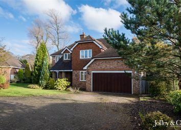 Thumbnail 5 bed detached house for sale in 16 Alders Road, Disley, Stockport, Cheshire