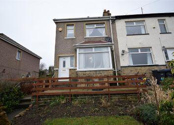 Thumbnail 3 bedroom end terrace house for sale in Leaventhorpe Lane, Bradford
