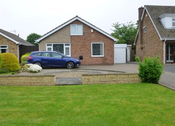 Thumbnail 2 bed bungalow for sale in Cromwell Avenue, Lea, Gainsborough