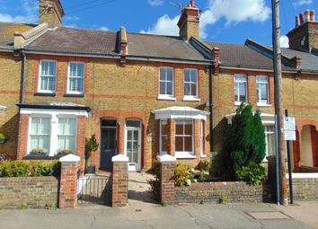 Thumbnail 3 bed terraced house to rent in Briton Road, Faversham