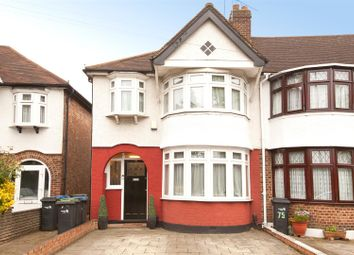 Thumbnail 3 bed property for sale in Dimsdale Drive, Enfield