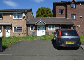 Thumbnail 1 bed terraced bungalow for sale in Addison Close, Ardwick
