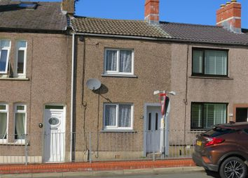 1 bed terraced house for sale in Main Street, Ellenborough, Maryport CA15