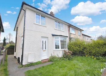 Thumbnail 3 bed semi-detached house to rent in Dunmow Road, Bishops Stortford, Hertfordshire