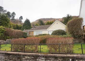 Thumbnail 3 bed detached bungalow for sale in St. Stephens Avenue, Pentre