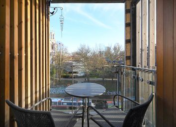Thumbnail 3 bed flat to rent in Wharf Lane, London