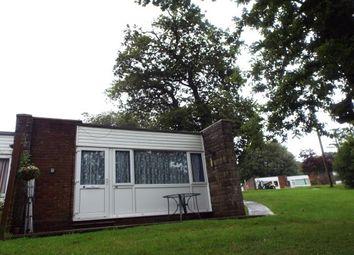 Thumbnail 2 bed bungalow to rent in Gurnard Pines, Cockleton Lane, Gurnard, Cowes