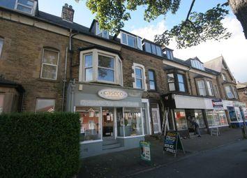 Thumbnail 1 bedroom flat to rent in Knaresborough Road, Harrogate