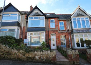 Thumbnail 4 bed terraced house for sale in Mitchell Avenue, Newquay