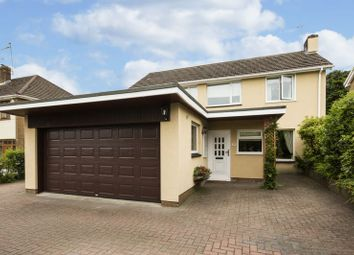 Thumbnail 3 bed detached house for sale in Western Avenue, Newport
