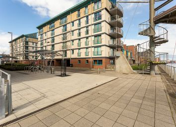Thumbnail 2 bed flat for sale in West Victoria Dock Road, Dundee, Angus