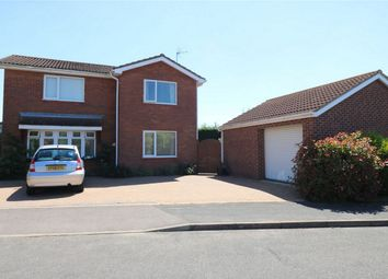 Thumbnail 4 bed detached house for sale in Swallow Walk, Deeping St James, Market Deeping, Lincolnshire