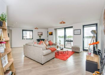 Thumbnail 2 bed flat for sale in Fishers Way, Wembley