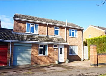 Thumbnail 4 bed link-detached house for sale in Glover Street, Over, Cambridge