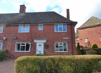 Thumbnail 3 bed semi-detached house for sale in Boothby Avenue, Ashbourne