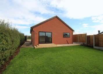 Thumbnail 2 bed detached bungalow to rent in Barton Gate, Barton Under Needwood, Burton-On-Trent