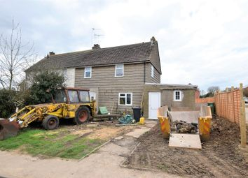 Thumbnail 3 bed semi-detached house for sale in Loves Lane, Empingham, Oakham