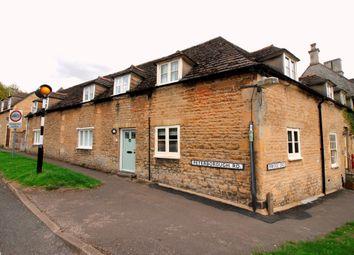 Thumbnail 2 bedroom semi-detached house for sale in Peterborough Road, Wansford, Peterborough