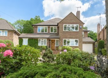 Thumbnail 4 bed detached house for sale in Bishops Avenue, Northwood