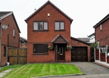 Thumbnail 3 bed detached house for sale in Greenbrook Close, Walmersley, Bury, Lancashire