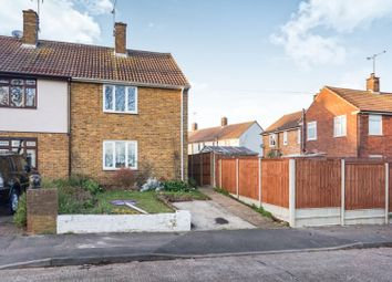 Thumbnail 3 bed semi-detached house for sale in Lower Twydall Lane, Gillingham