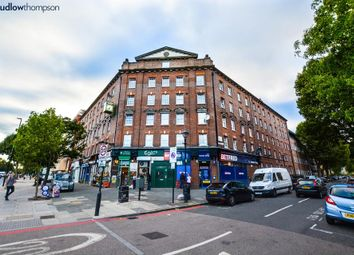 Thumbnail 4 bedroom flat to rent in Bow Road, London