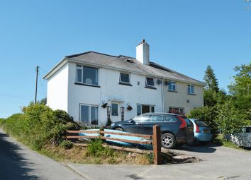 Thumbnail 4 bed semi-detached house for sale in Romansleigh, South Molton