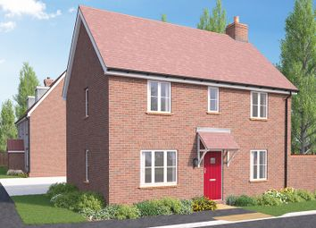 Thumbnail 3 bedroom detached house for sale in The Buxted, Wyvern Way, Burgess Hill