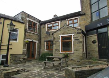 Thumbnail 4 bed end terrace house to rent in North Road, Kirkburton, Huddersfield
