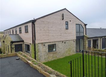 Thumbnail 2 bed town house for sale in Penistone Fold, Upper Marsh Lane, Oxenhope, Keighley