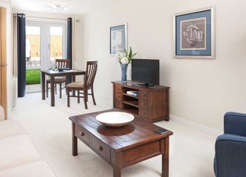 Thumbnail 2 bed flat for sale in Oakwood Court, Inverness