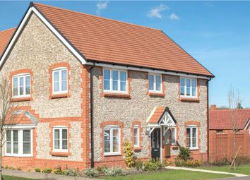 "Thumbnail 4 bedroom detached house for sale in ""Dashwood"" at Mansfield Business Park, Lymington Bottom Road, Medstead, Alton"