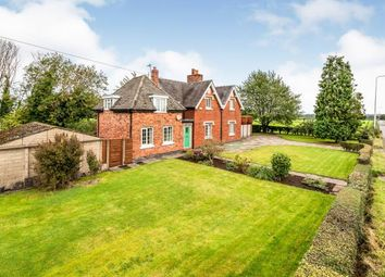Thumbnail 4 bed detached house for sale in Agden Brow, Nr Lymm, Cheshire