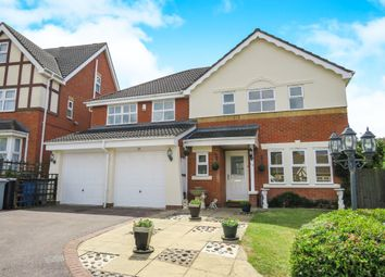 Thumbnail 5 bed detached house for sale in Buckingham Court, Barton Seagrave, Kettering