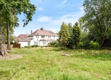 Thumbnail 4 bedroom semi-detached house for sale in The Close, Ascot