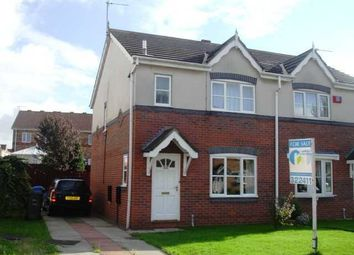 Thumbnail 3 bed semi-detached house to rent in Harbour Way, Victoria Dock, Hull