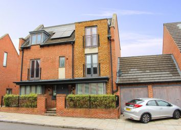 Thumbnail 5 bed detached house for sale in Barring Street, Upton, Northampton