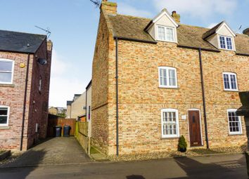 Thumbnail 3 bed semi-detached house for sale in Plantation Gate, Ely