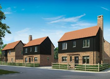 "Thumbnail 3 bed detached house for sale in ""The Hyde"" at Andover Road North, Winchester"