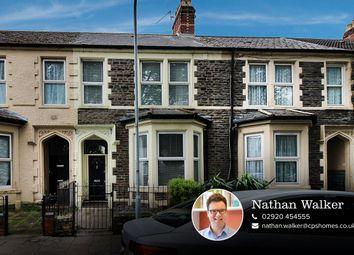 Thumbnail 3 bedroom terraced house for sale in Despenser Gardens, Cardiff