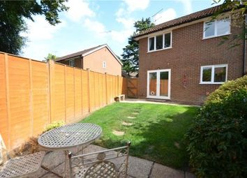 Thumbnail 1 bed terraced house for sale in The Cedars, Fleet, Hampshire