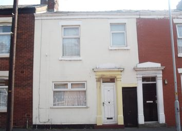 Thumbnail 3 bed terraced house to rent in Skeffington Road, Preston