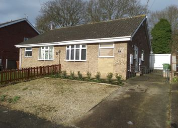 Thumbnail 2 bed semi-detached house to rent in Merryweather Court, Bottesford, Scunthorpe