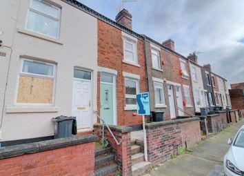 Thumbnail 2 bedroom terraced house for sale in Blake Street, Burslem, Stoke-On-Trent