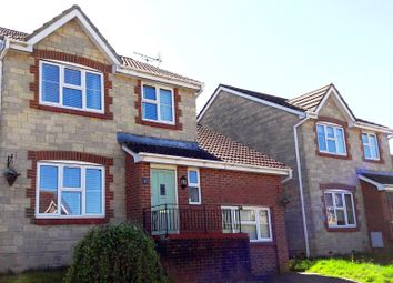 Thumbnail 3 bed detached house for sale in St Stephens Court, Undy, Caldicot