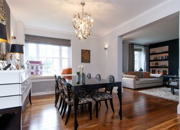 Thumbnail 3 bed flat for sale in St Stephens Close, London