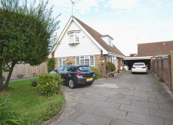 Thumbnail 3 bed detached house for sale in Ferringham Lane, Ferring, Worthing