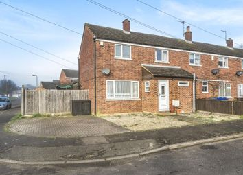 Thumbnail 3 bed end terrace house for sale in Fairhaven Road, Bicester, Oxfordshire